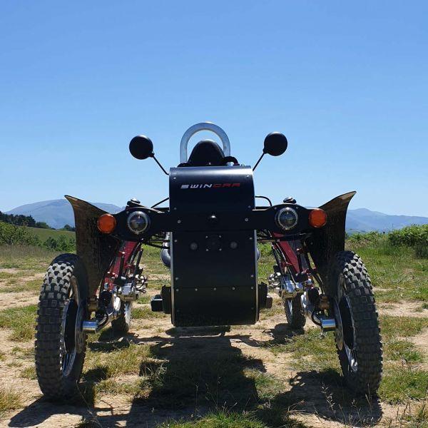 rando swincar quad electrique bayonne - 30
