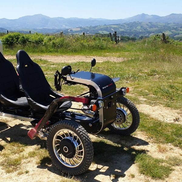 rando swincar quad electrique pays basque - 30