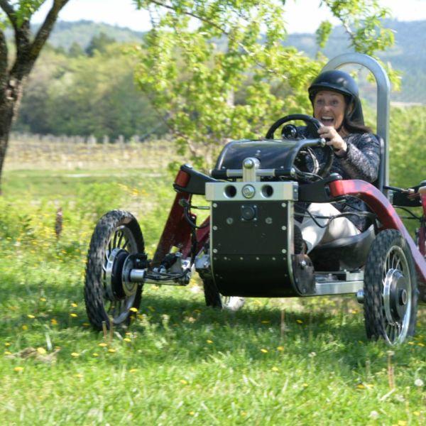 sport auto electrique biarritz - 1