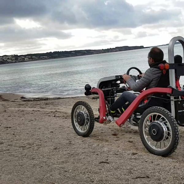 sport auto electrique pays basque - 1